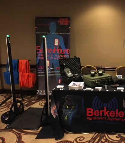 Berkely Varitronics Systems 2016 ERII Conference Exhibitor