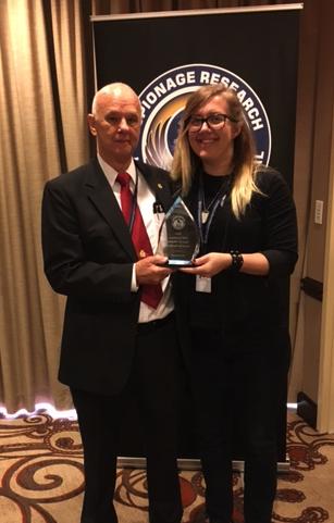 Best Presentation 2016 ERII Conference