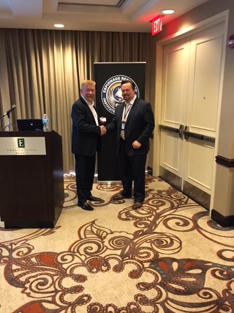 Jason Dibley 2016 ERII Conference Speaker