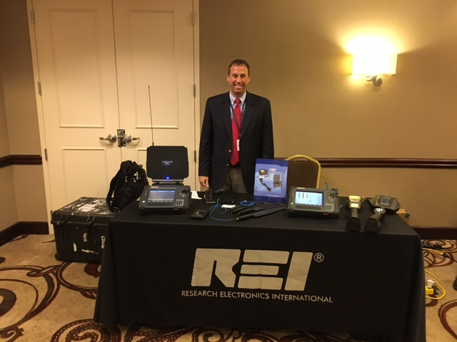 Research Electronics International 2016 ERII Conference Exhibitor